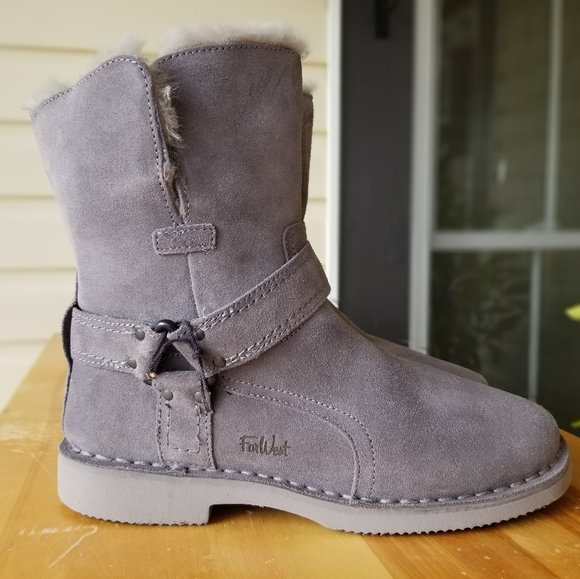 Farwest boots